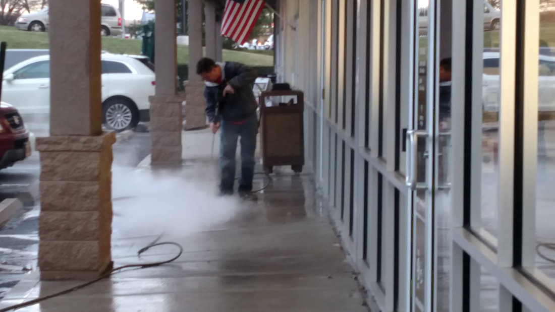Go To Next Page Hot Shot Pressure Washing